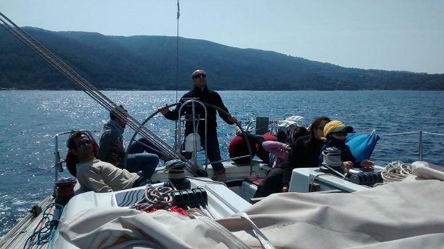weekend vela porto azzurro